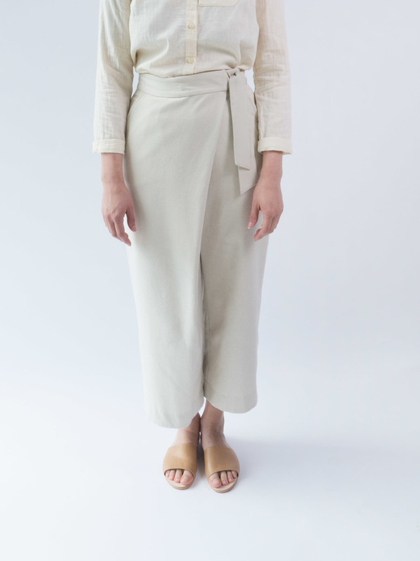 Nikki Chasin Wrap Trouser