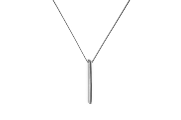 The Sum The Round Diamond Pendant