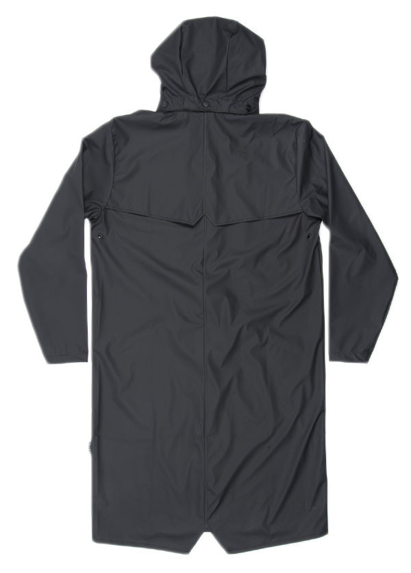Rains - Walker Jacket in Black