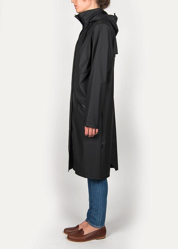 Rains - Walker Jacket in Black