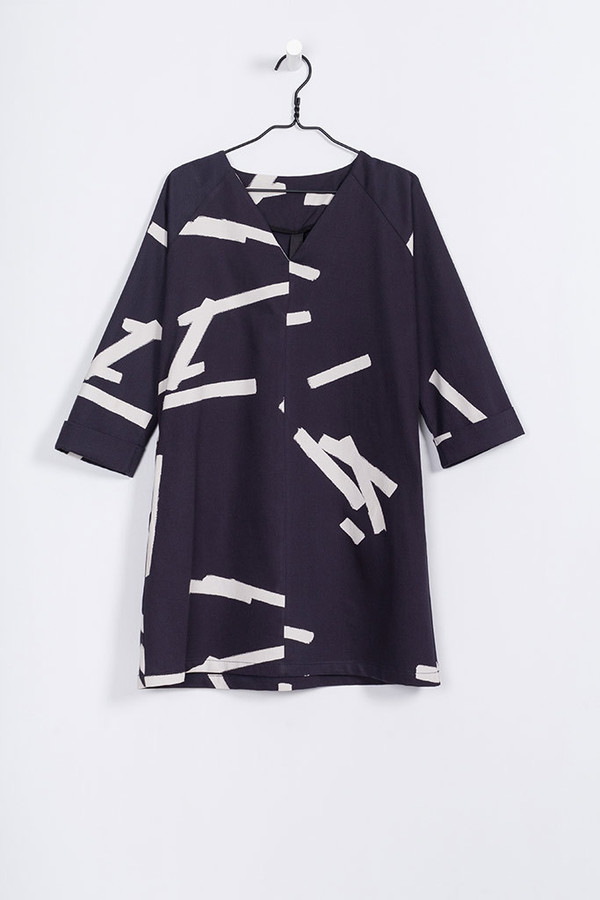 Paper Pieces Introduction Dress