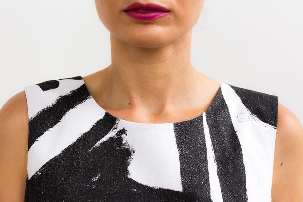 LANGUAGE OF THE BIRDS Watteau Dress