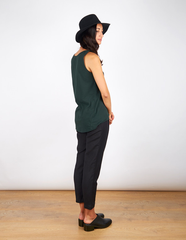Kowtow Building Block Tank Bottle Green
