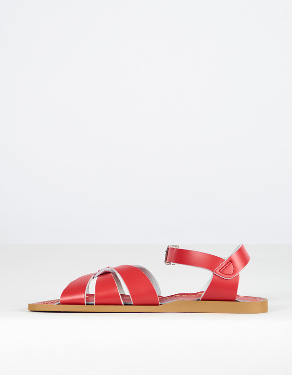 Salt Water Sandals The Original Red