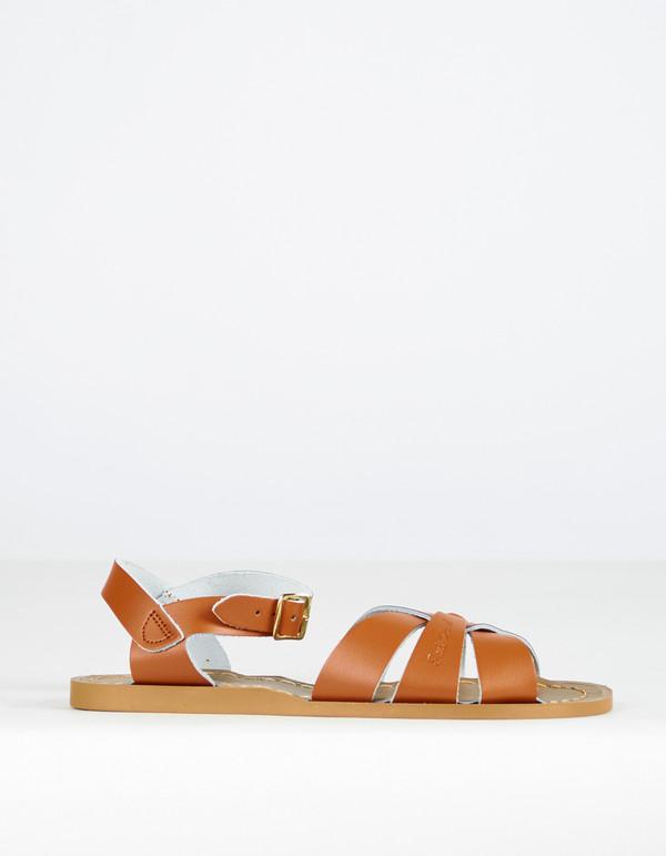 Salt Water Sandals The Original Tan