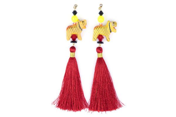 SJO Jewelry bombay bengal earrings