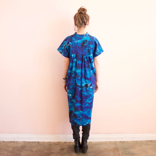 Heinui Heia midi dress