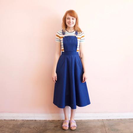 Heinui Leo overall dress
