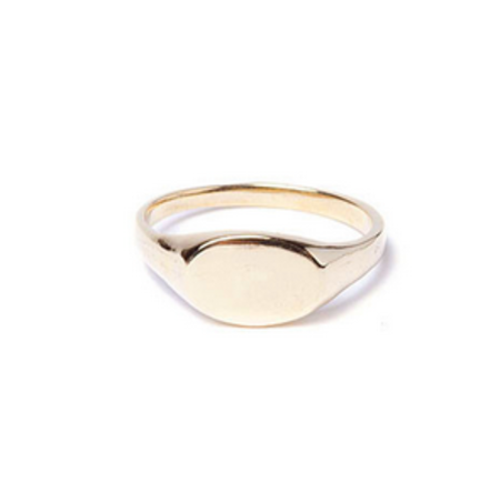In God We Trust Signet ring
