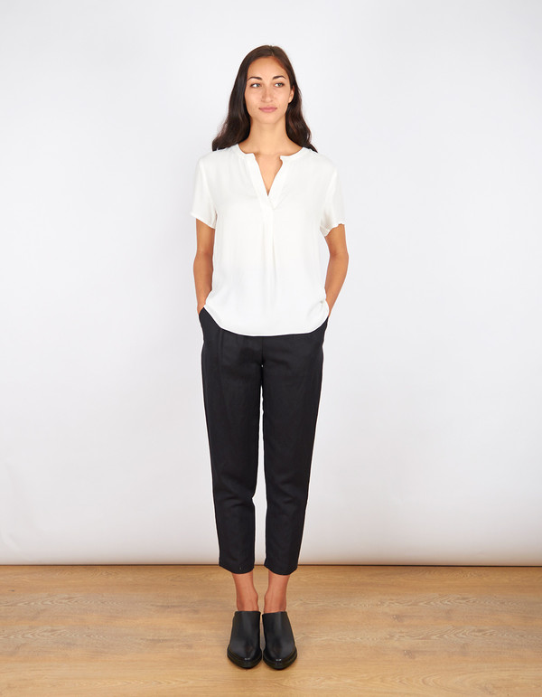 Tiger of Sweden Dulce Blouse Off white