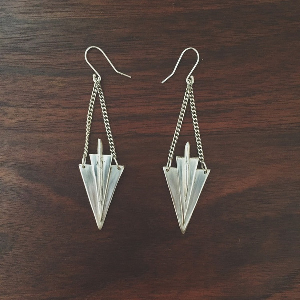 Shannon Munro Metropolis Earrings