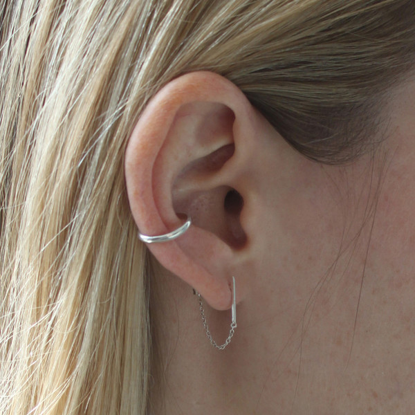 Catbird Ear Cuff