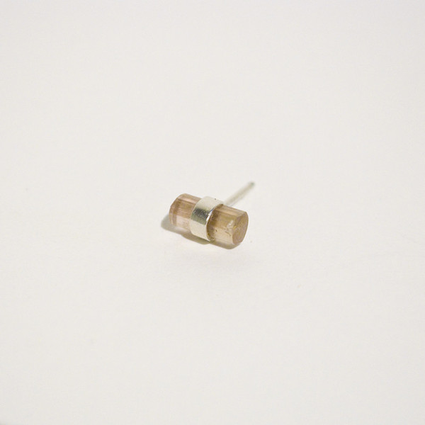 BLTN Crystal Bar Stud in Silver - Various Colors