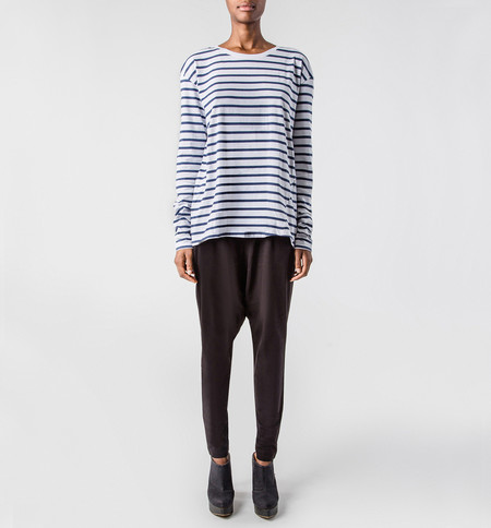Kowtow Building Block Boyfriend Top