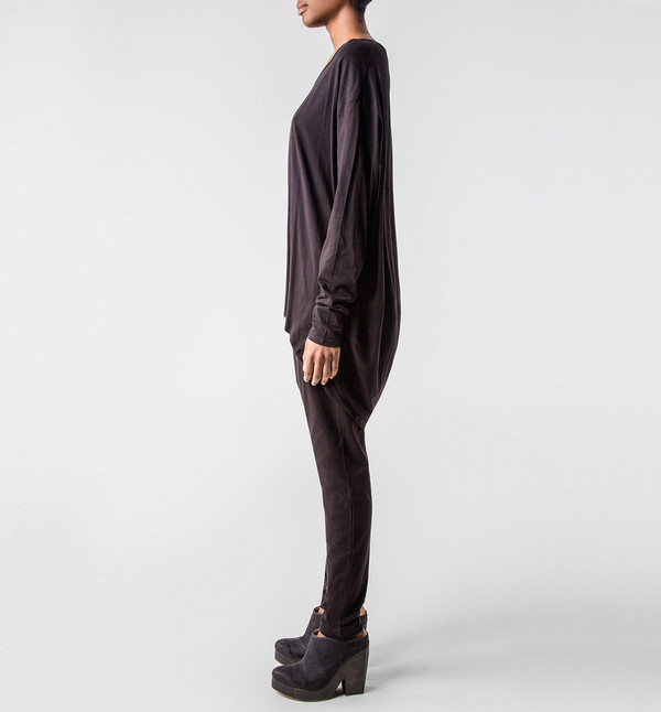 Kowtow Building Block Drape Back Tee
