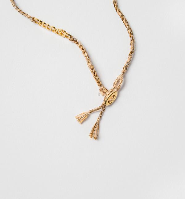 The Brave Collection Metallic Caramel Bracelet