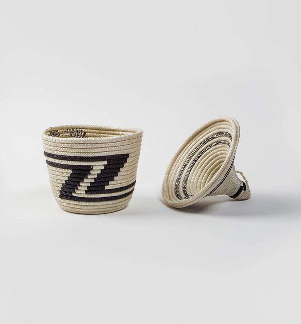 Indego Africa Peace Basket - Natural