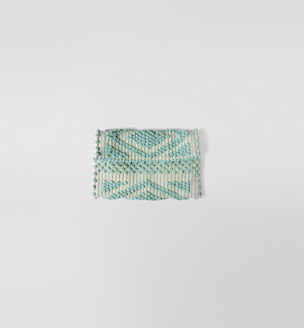 Antonello Rombi Clutch Mint