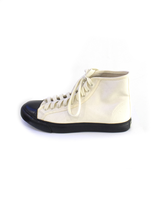 Sisii Canvas Sneaker High Cut