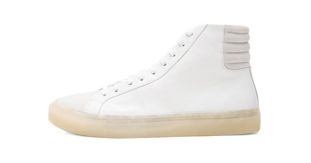 Silent by Damir Doma Fulmar High Top Sneakers White