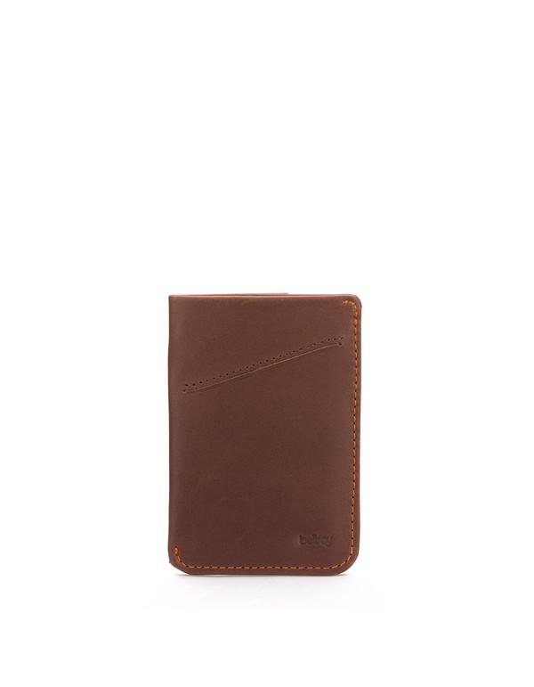 Bellroy Card Sleeve Cocoa