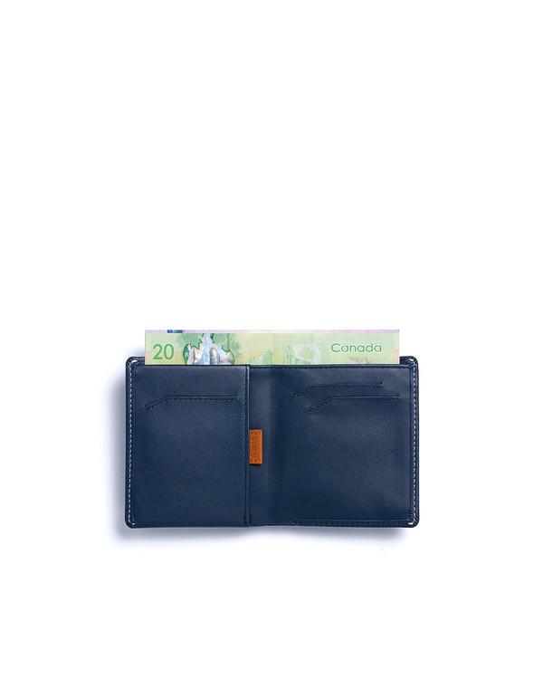 Bellroy Note Sleeve Wallet Blue Steel