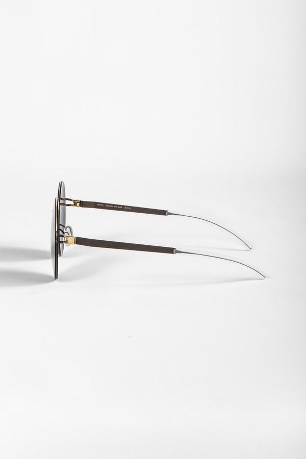 MYKITA Gold/Terra Sunglasses