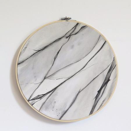Ashley opperman Hoop- Medium