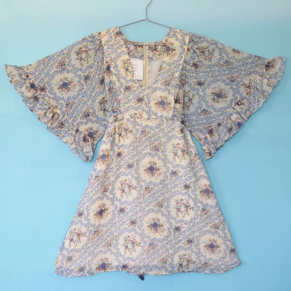 Romantic Peasant Dress