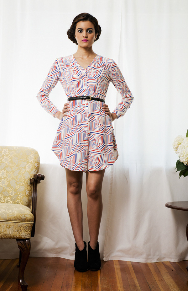 Hanna Dorothy 'Scottie' dress
