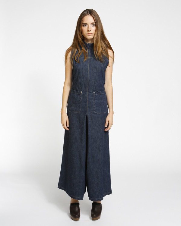 Rachel Comey Badge jumpsuit in indigo