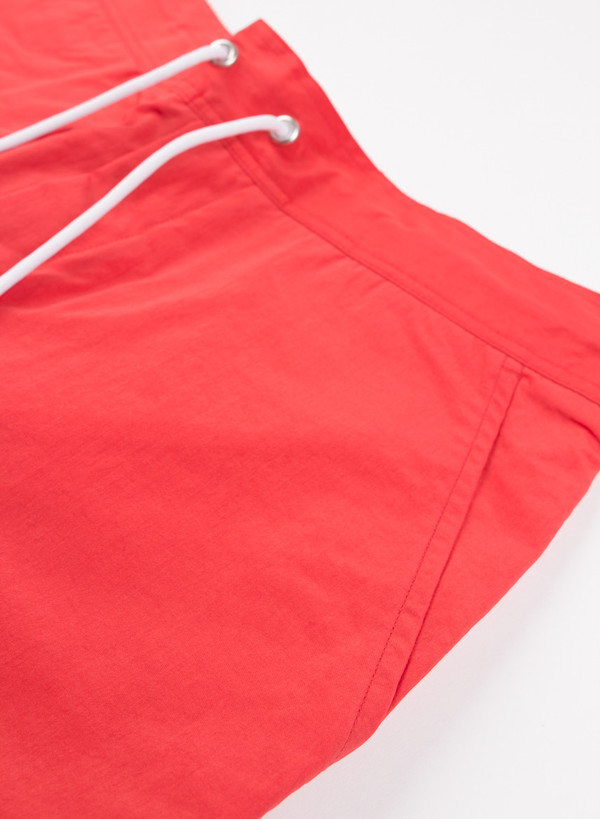 Men's Norse Projects Hauge Swimmer Blood Orange