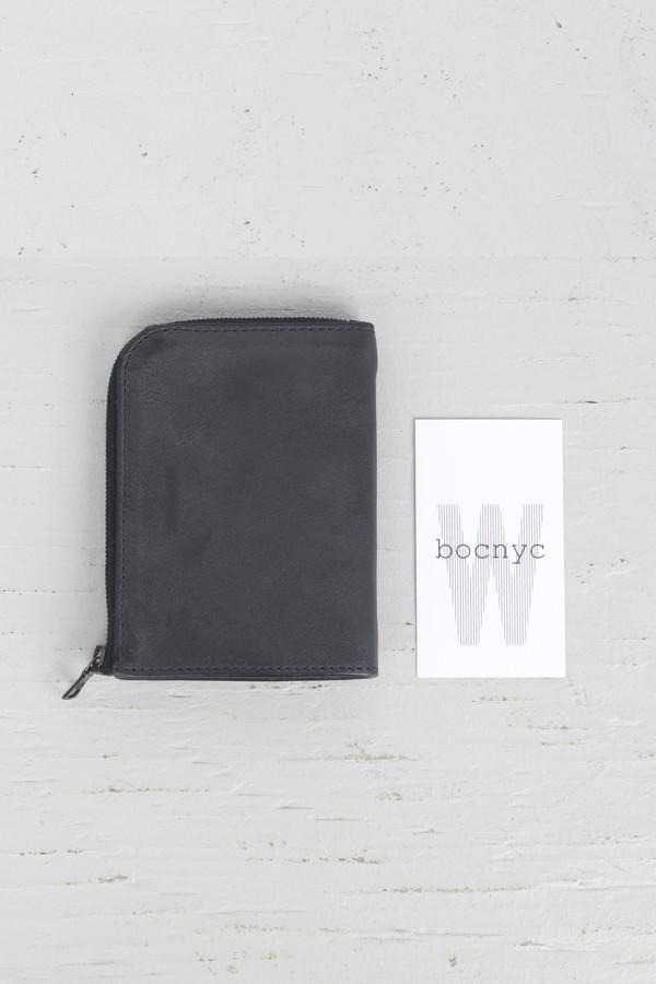 Isaac Reina Zipped Wallet