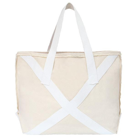 Slow and Steady Wins the Race Boat Tote Bag 2 in White