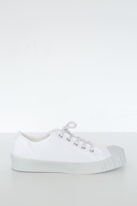 Unisex Spalwart Cotton Special Low Sneaker - White