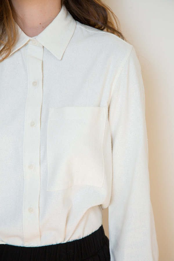 Ozma Agnes Button Up