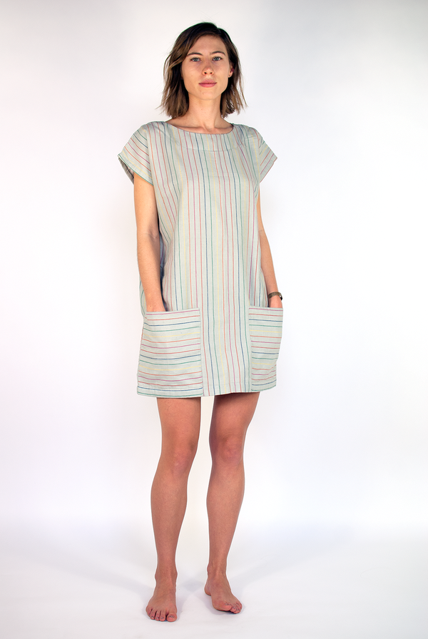 Muny Sara Striped Shift
