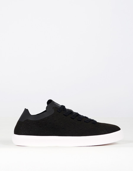 Native Shoes Native Monaco Low Non Perf Jiffy Black Shell White