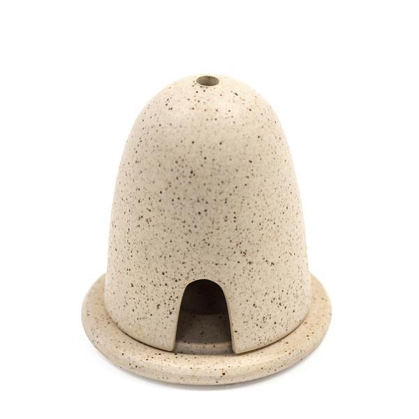 Wheel Ceramic Co. Ceramic Incense Hut