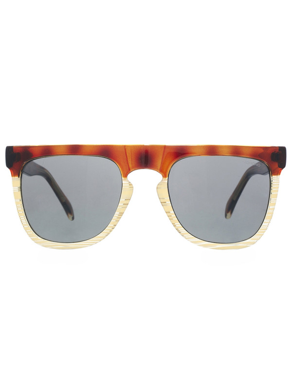 Komono Bennet Sunglasses Brown Tortoise