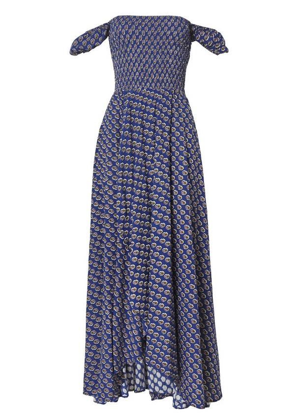 Auguste Boheme Goddess Maxi Dress