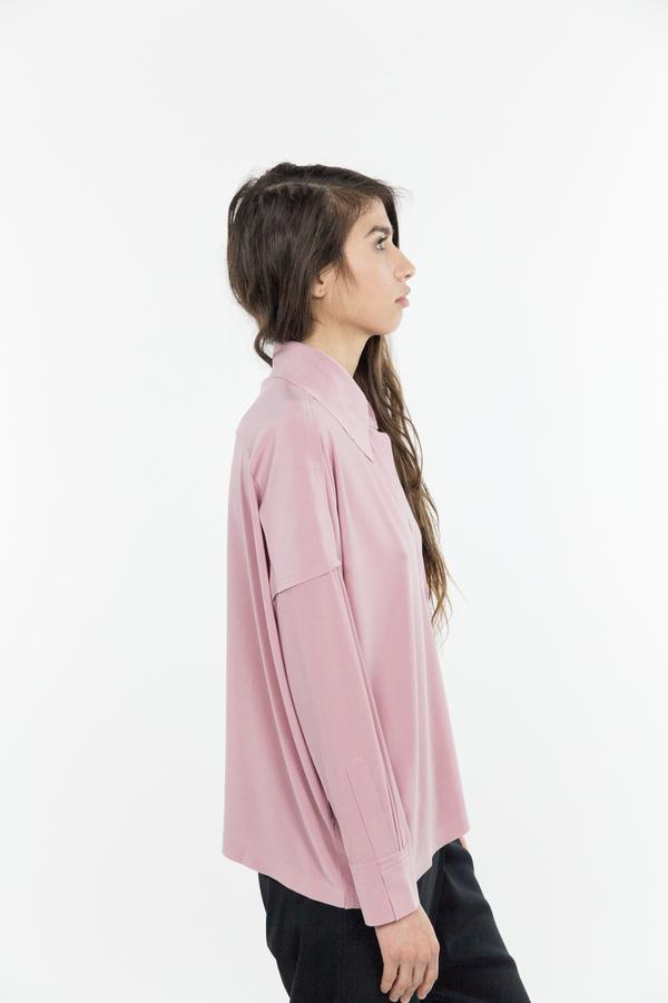 NK Box Shirt - Pink