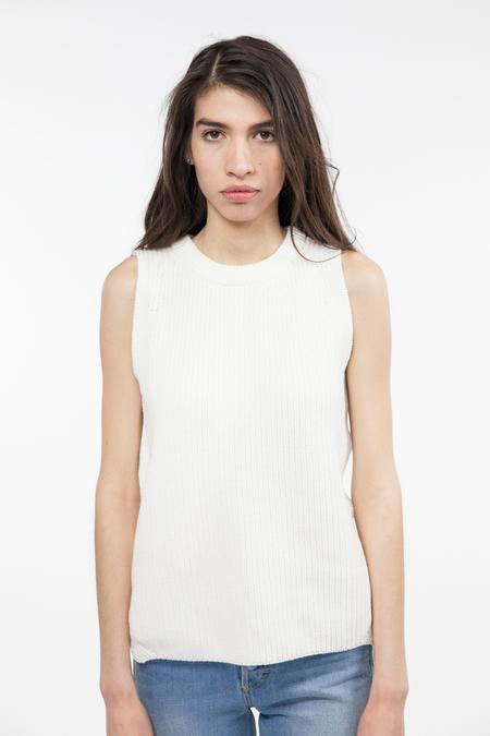 Just Female Ashley Knit - Cream