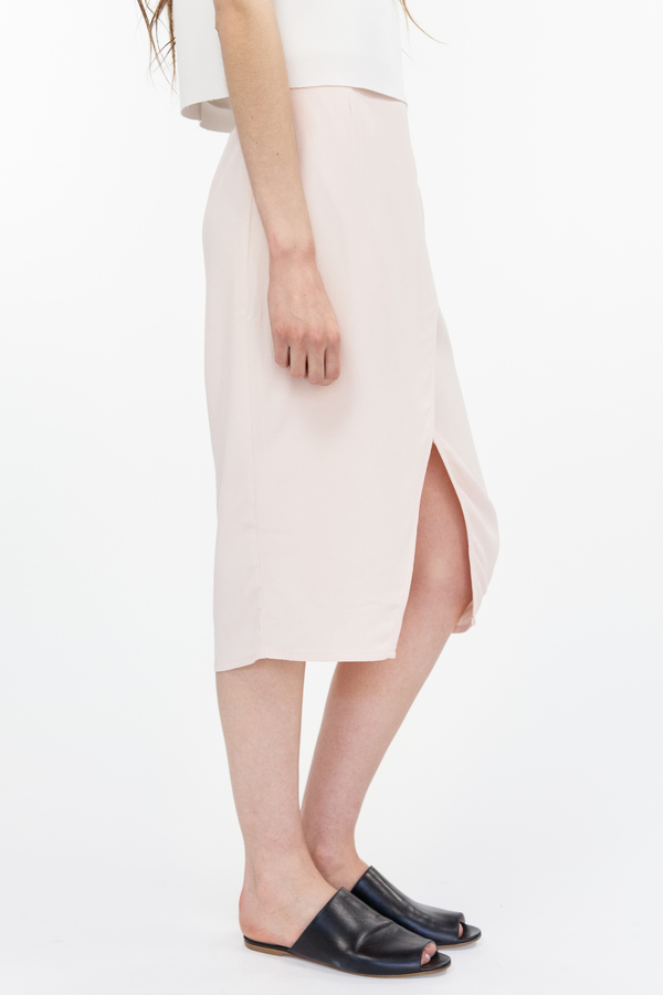 Bec & Bridge Liberty Skirt - Blush