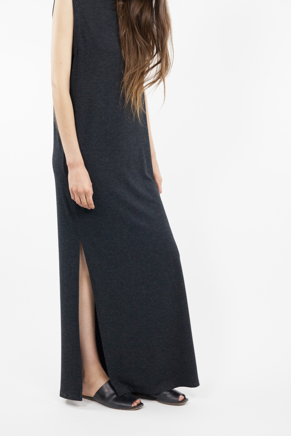 Just Female Lincoln Dress - Anthracite
