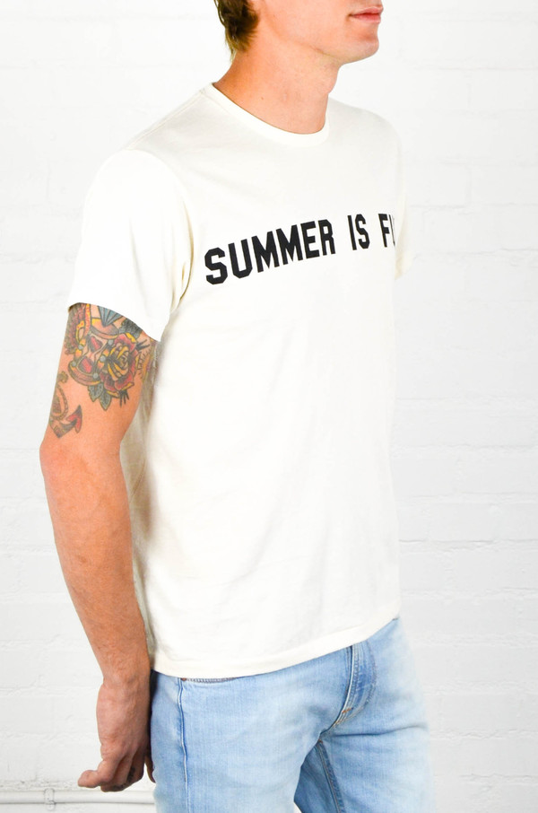 Men's 18 Waits 'Summer Is Fun' Tee