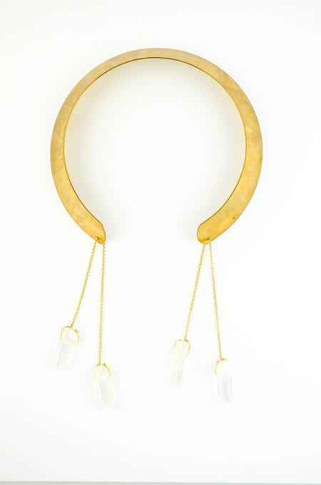 Ali Grace Crystal Collar