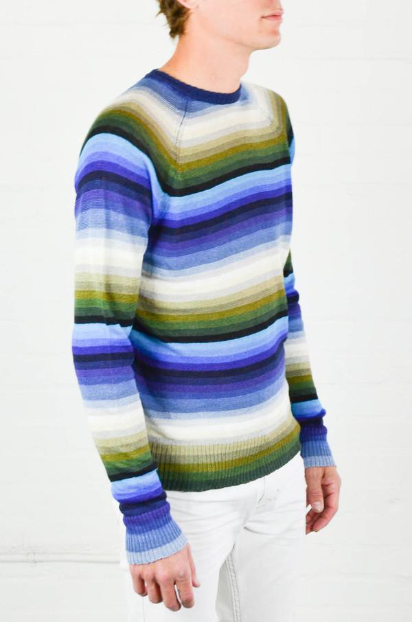 Men's Diesel Blue K-Colorys Sweater