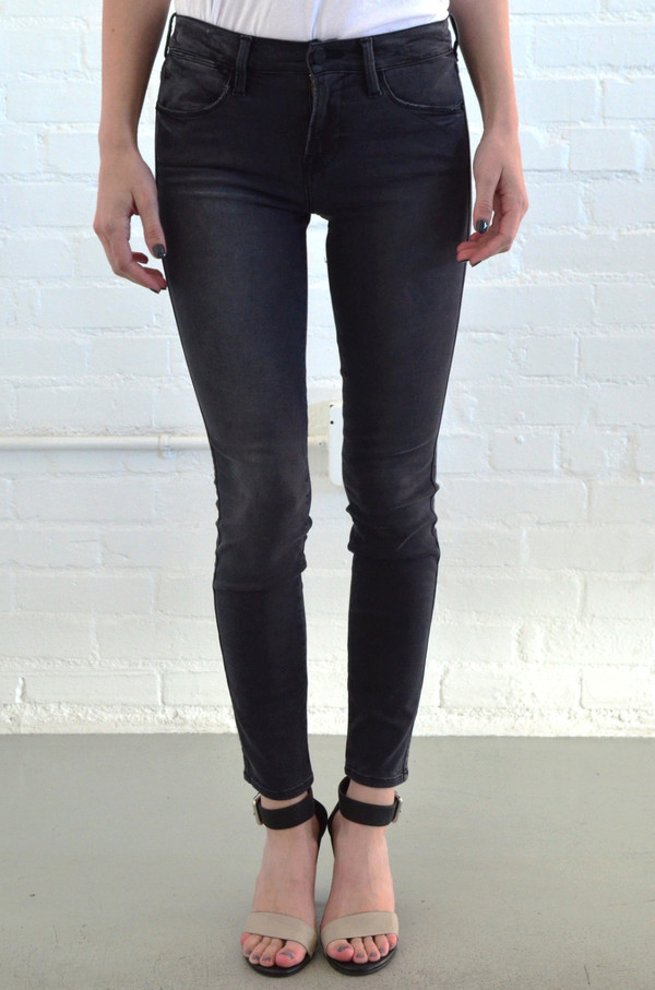 FRAME Denim Frame Le High Skinny Preston