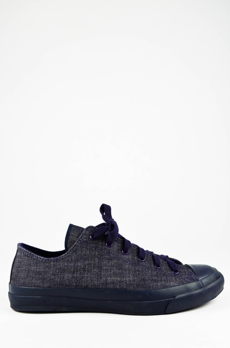 Men's Naked and Famous Indigo Denim Japan Sneaker